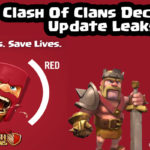 Clash Of Clans December Update Leaks 2016 With Red Event