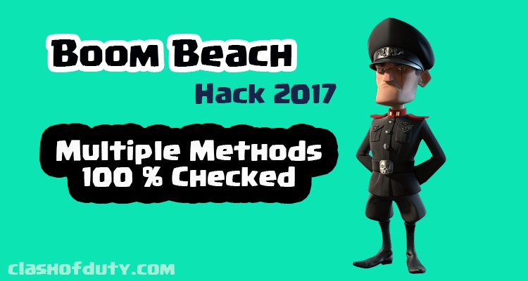 Download Boom Beach Hack 2017 & Boom Beach Hack Tool 2017