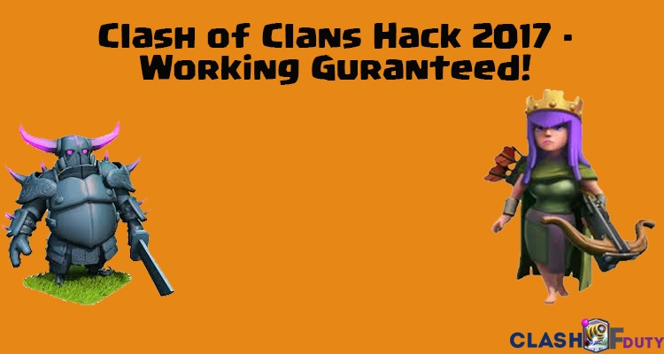 Clash of Clans Private Server - Clash of Clans Hack Server