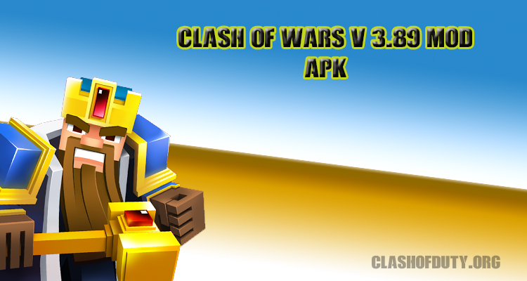 Get Royale Clans - Clash of Wars V 3.89 Mod APK Now - UL Gems
