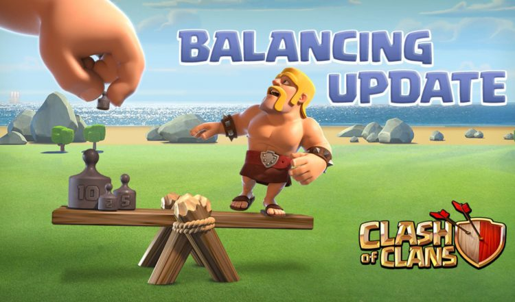 Clash of Clans June 2017 Balancing Update