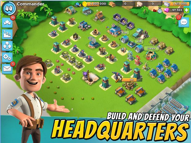 Boom Beach Private Servers June 2017 (Android & iOS)