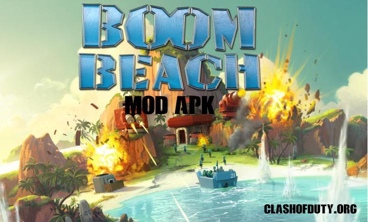 Download Boom Beach v 31.132 Mod Apk (Android & iOS)