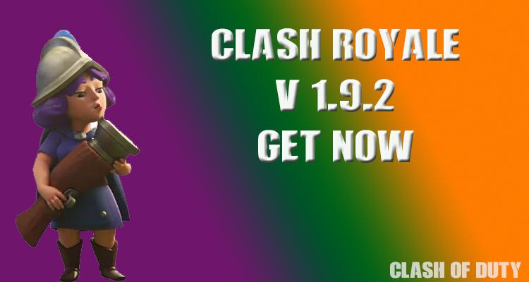 Clash Royale v 1.9.2 Apk