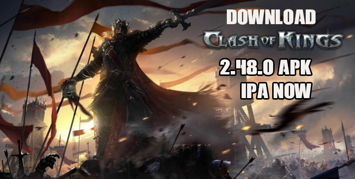 Download Clash of Kings v 2.48.0 Apk (Android & iOS) Right now