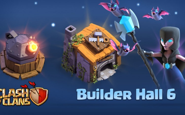 Clash of Clans Builder Hall 6 Complete Features Guide