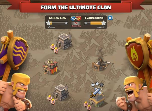 Download Clash of Clans v 9.105.4 Apk (Android & iOS)