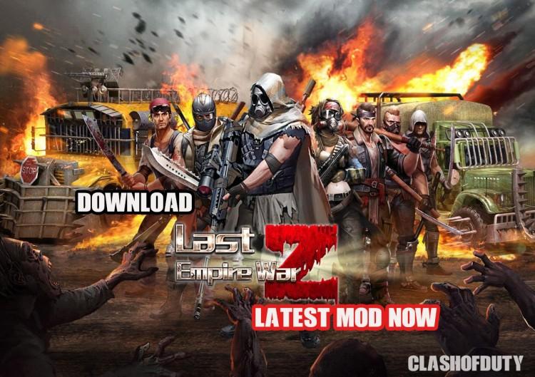 Download Last Empire - War Z Strategy v 1.0.141 Apk Now