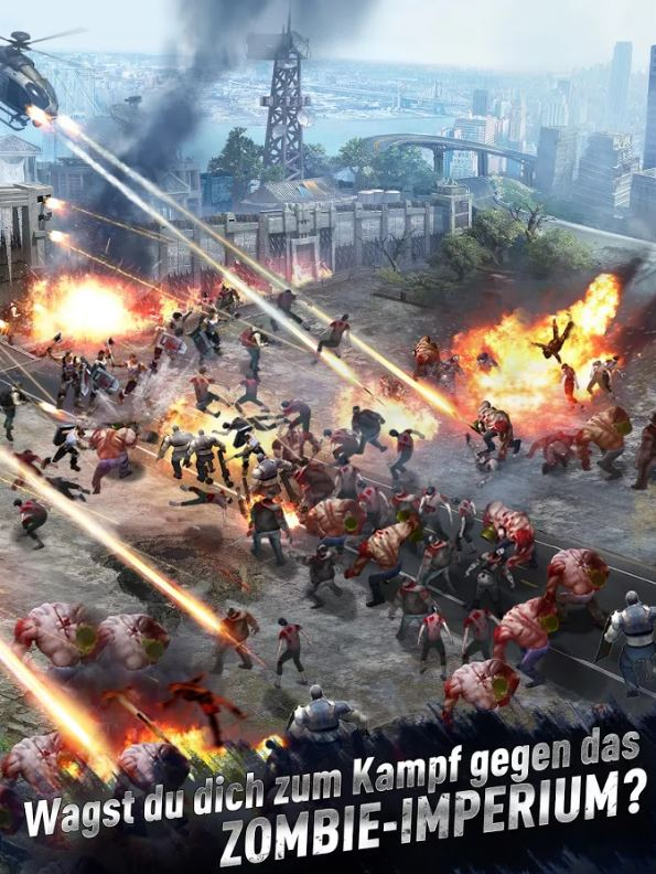 Get Last Empire - War Z: Strategy v 1.0.141 Mod (Android & iOS)