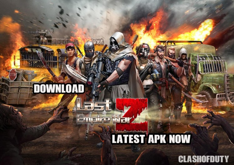 Download Last Empire - War Z Strategy v 1.0.141 Apk Now