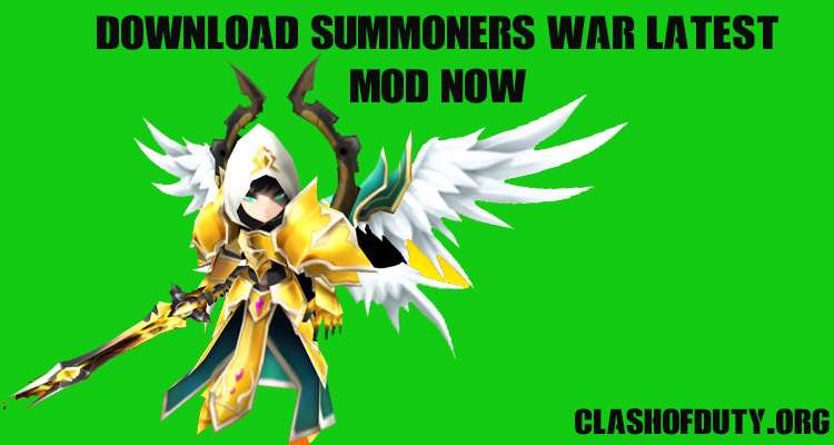 Summoners War v 3.4.7 Mod Apk (Android & iOS) High Attack Crystals UL