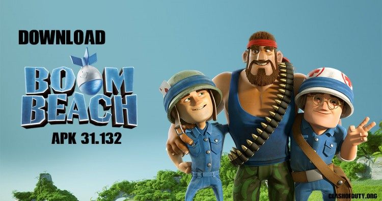 Download Boom Beach v 31.132 Apk (Android & iOS)