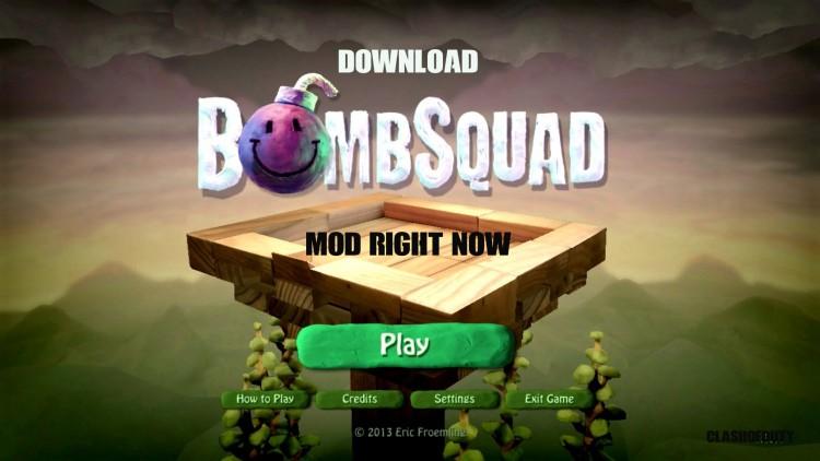 BombSquad v 1.4.118 Mod