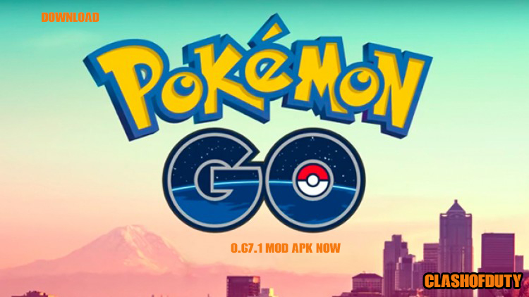 Pokémon GO v 0.67.1 Mod Apk [No Root][Location Hack][Unlimited Coins]