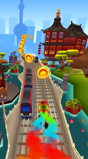 Subway Surfers v 1.74.0 Mod Apk (Android & iOS) [Unlimited Coins & Keys]
