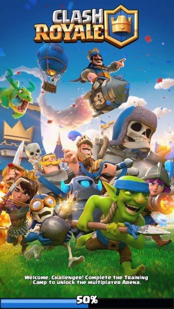 Download Clash Royale Private Servers November 2017 (Android & iOS) Now