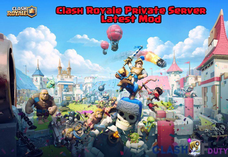 Download Clash Royale v 2.0.1 Mod Apk Ipa (Android & iOS) Now