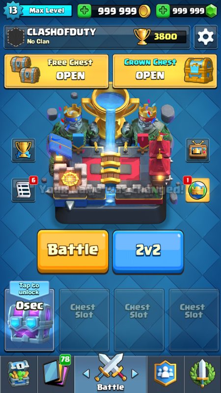 Clash Royale Private Server October 2017 (Android & iOS)