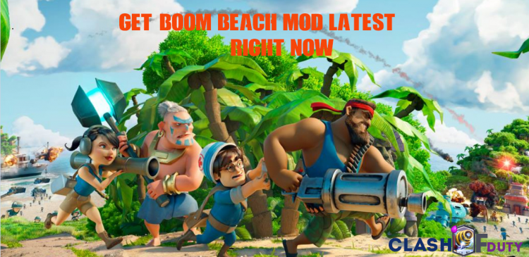 Download Boom Beach v 32.78 Mod Apk Ipa ( Android & iOS) (2)