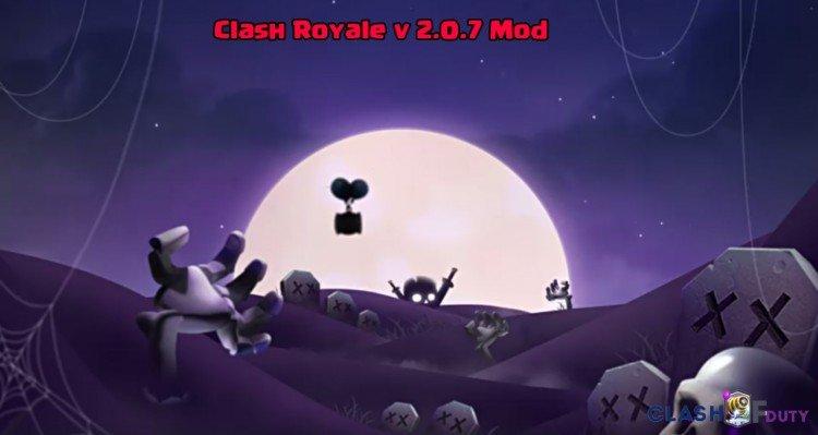 Clash Royale v 2.0.7 Mod Apk Ipa (Android & iOS)