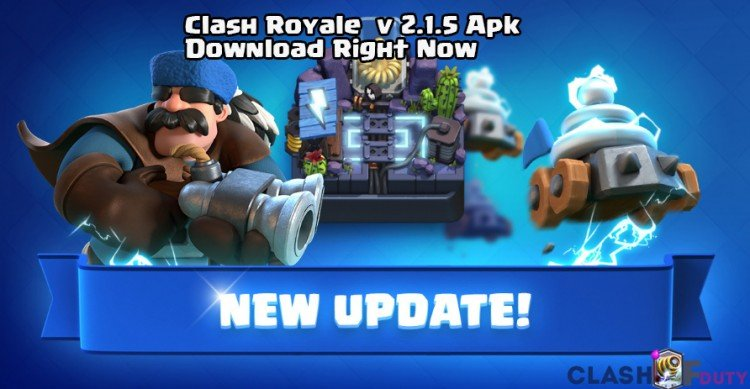 Get Clash Royale v 2.1.5 Apk One Click Download Right Now