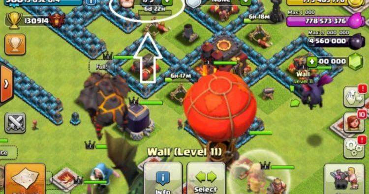 clash of clans hack mod apk clash of lights
