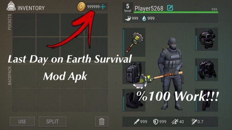 Last Day on Earth Survival v 1.6.10 Mod