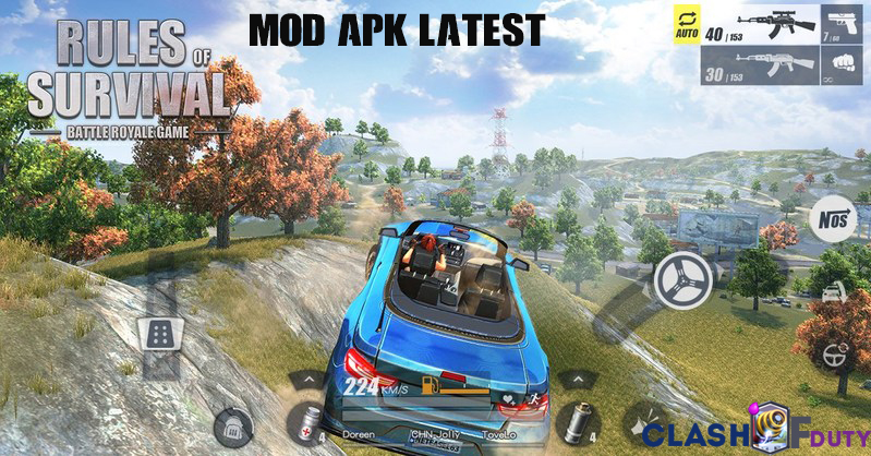 Download Rules of Survival Mod Apk Latest 2018 (Android ...