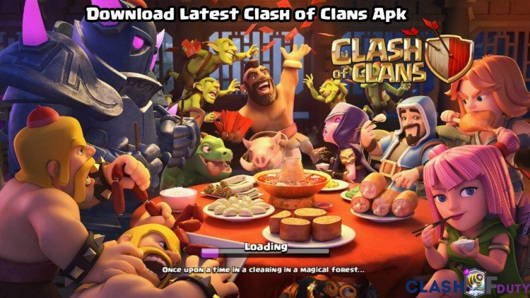 Clash of Clans v 9.434.24 Apk
