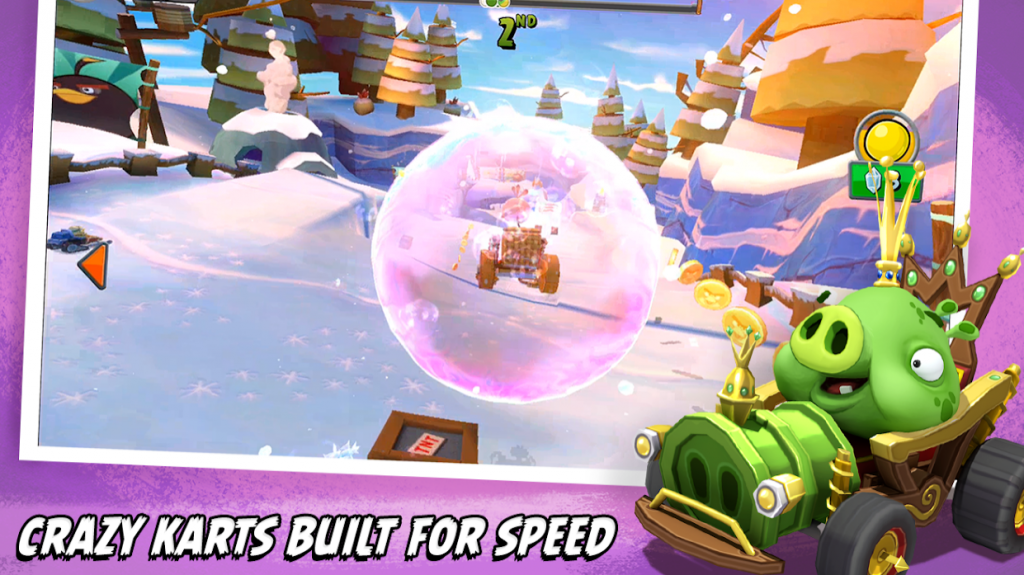 Download Angry Birds Go Mod Apk Latest