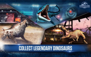 Download Jurassic World ™: The Game Mod Apk