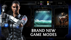 Download Mortal Kombat X Mod Apk