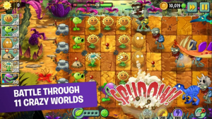 Download Plants vs. Zombies 2 Mod Apk