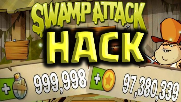 Download Swamp Attack Mod Apk v 3.0.1 (lots of money)