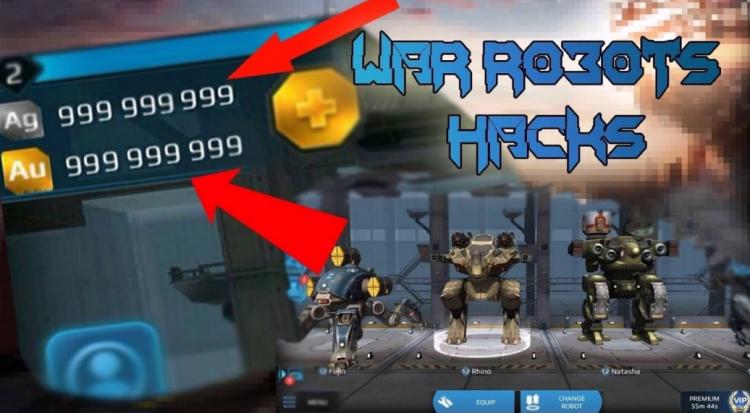 Download War Robots Mod Apk 2018 v 4.0.0 ✅ [Unlimited Silver & Gold]