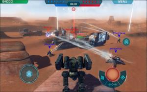 Download War Robots Mod Apk