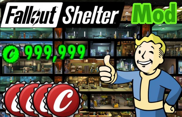 Fallout Shelter Mod Apk Latest 2018