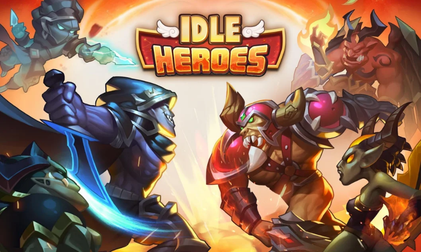 Idle Heroes Private Server 1