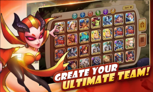 Idle Heroes Private Server