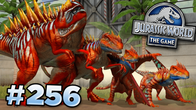Download Jurassic World The Game Mod Apk 2018 v 1.26.3 [Unlimited All]