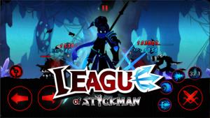 Download League of Stickman Mod Apk
