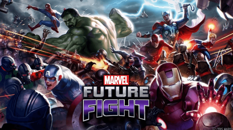 Marvel Future Fights Mod Apk
