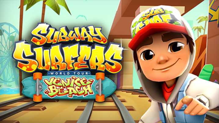 Subway Surfers Мod Apk