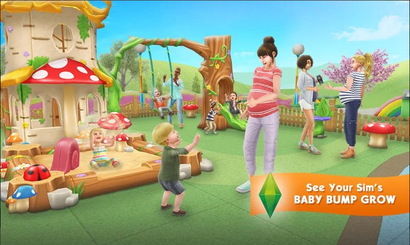 Download The Sims FreePlay Mod Apk