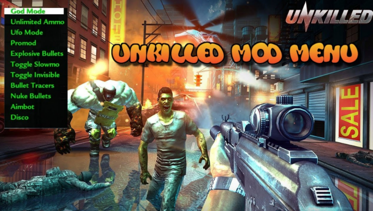Download Unkilled Mod Apk 2018 v 1.0.6 [Ammo/ Stamina] Now!