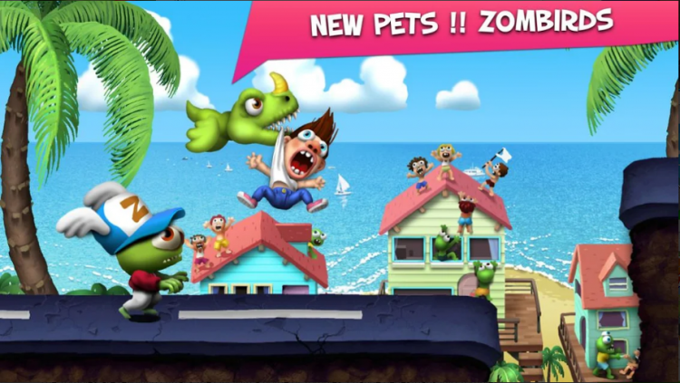 Download Zombie Tsunami Mod Apk v 3.8.4 (Mod Money)