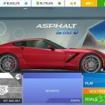 Download Asphalt Nitro Mod Apk v 1.7.2o [Unlimited Money/ Coins]✅