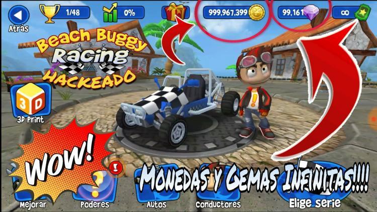 beach buggy racing apk latest version