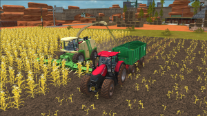 Download Farming Simulator 18 Mod Apk