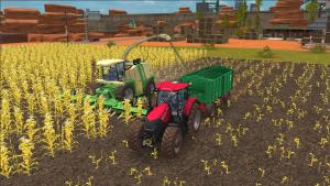 Download Farming Simulator 18 Mod Apk